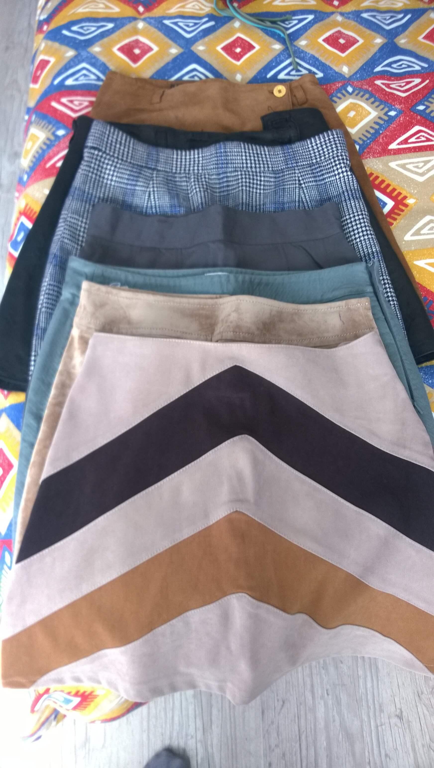 Vide Dressing jupe