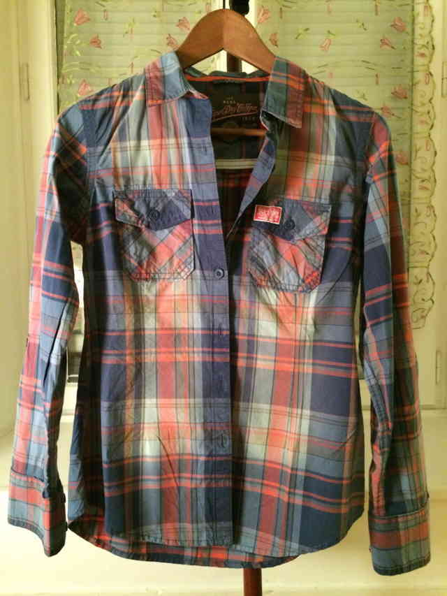 Vide Dressing chemise