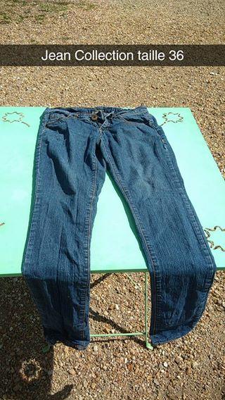Vide Dressing jeans