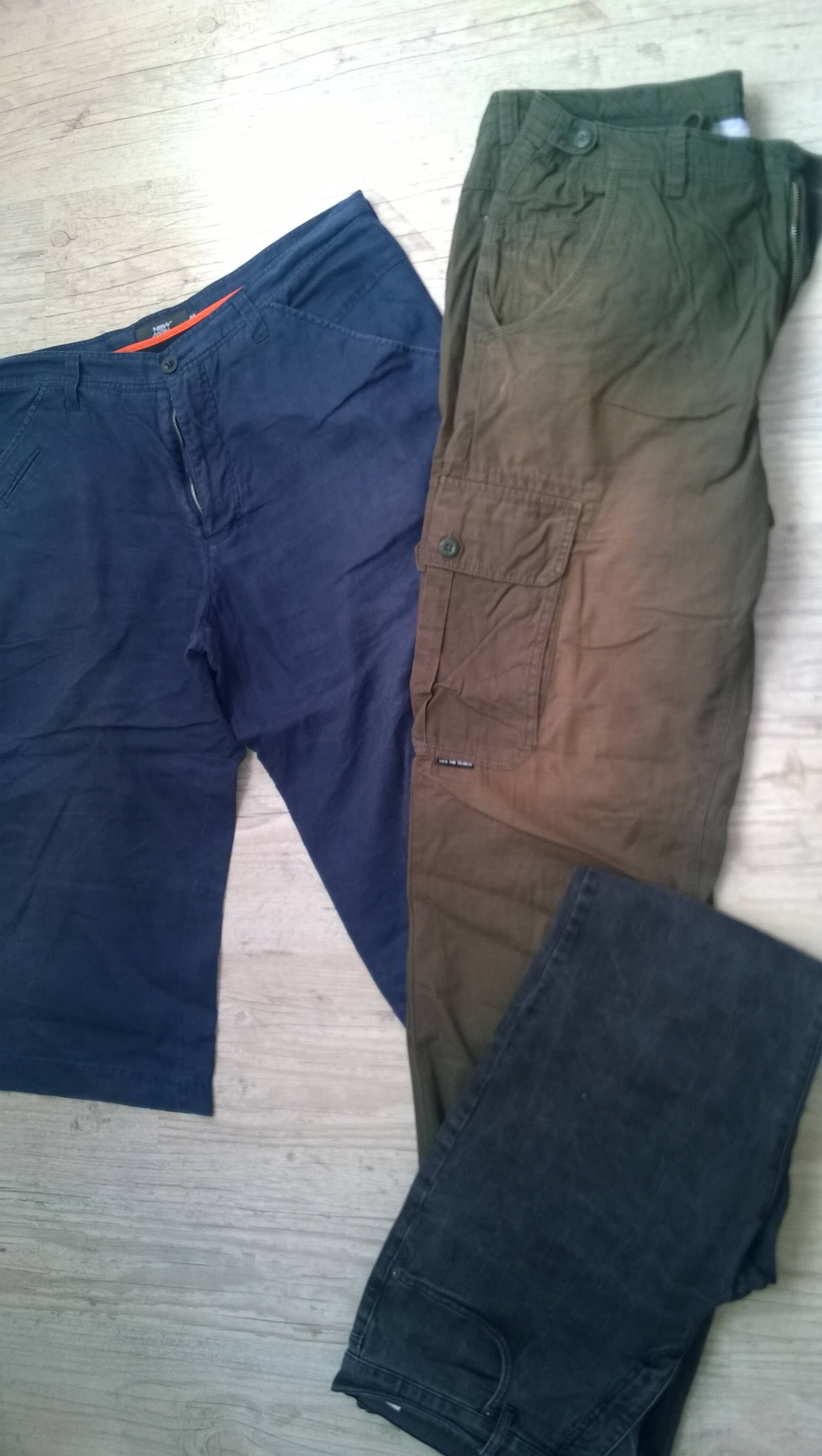 Vide Dressing pantalon-homme