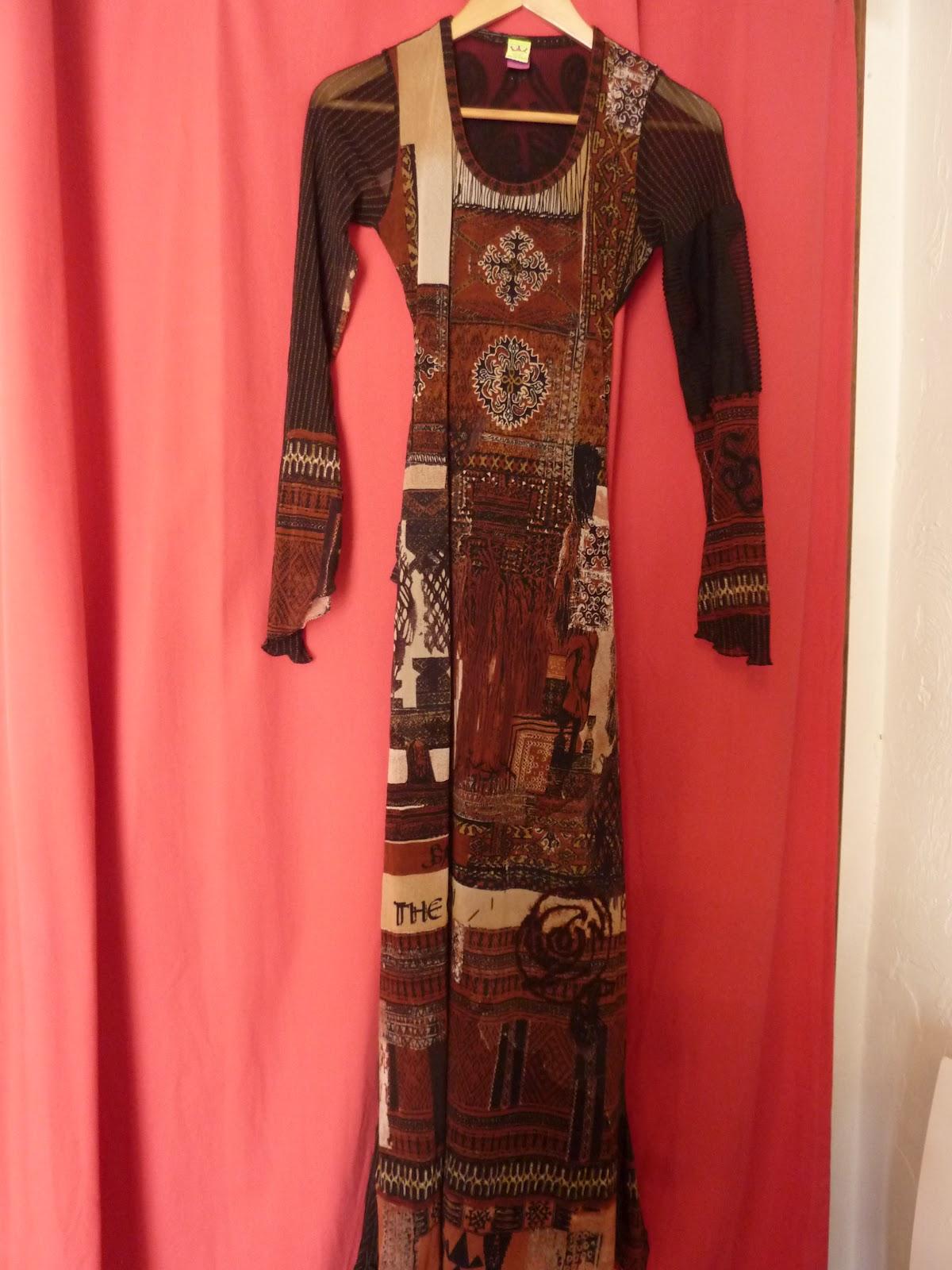 Vide Dressing Robes